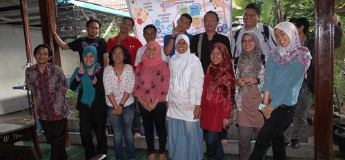 Semiloka Pengenalan Dasar Pengelolaan Pengetahuan Organisasi Nirlaba, Jakarta, 3-4 Agustus 2015